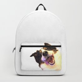 Happy Dog Backpack