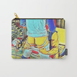 Baseball BJ Carry-All Pouch