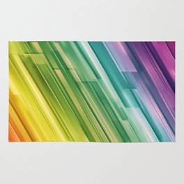 Color of Light (Speed) Rug