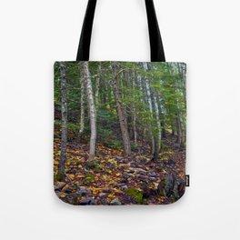 Mt Revelstoke Trail II Tote Bag