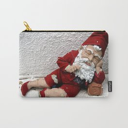 Vintage Santa Claus Carry-All Pouch