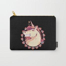 Unicorn Rainbow Poop Gift Unicorns Carry-All Pouch