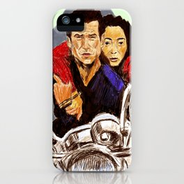 Tomorrow Never Dies iPhone Case