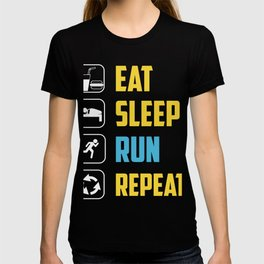 Gift For Running Lover. Shirt From Mom. T-shirt