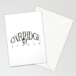 Oxbridge Circle Stationery Cards