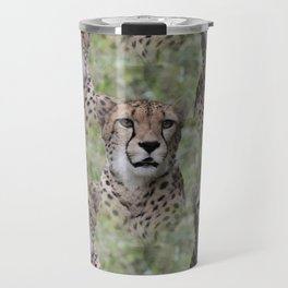 Allover Cheetah Travel Mug