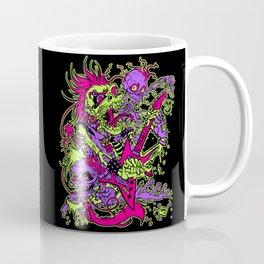 Zombies Rock! Coffee Mug