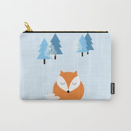 Sweet dreams with fox Carry-All Pouch