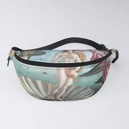 BIRTH OF VENUS - BOTTICELLI Fanny Pack