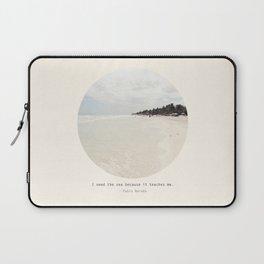 Need the sea  Laptop Sleeve