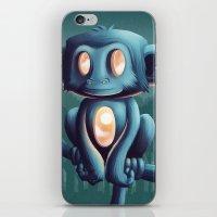 sunrise iPhone & iPod Skins featuring Sunrise by Chump Magic