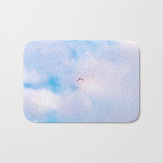The Colour of Clouds 03 Bath Mat