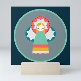 Moulid Doll - Midnight Mini Art Print