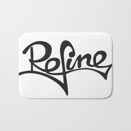 refine Bath Mat