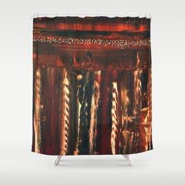 Tribal Shower Curtain