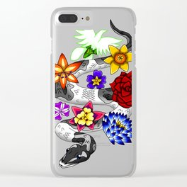 Snake Piece #45 - Colour Pop Clear iPhone Case