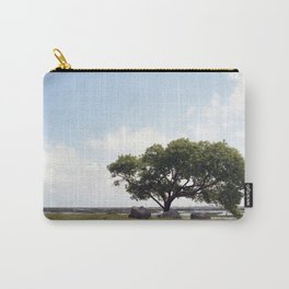 The tree at Exit 6 Carry-All Pouch