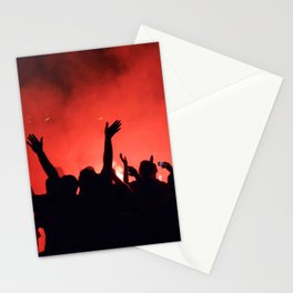 Barcelona party Stationery Cards