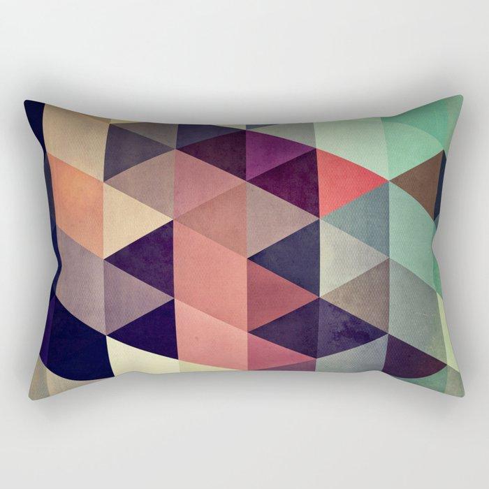 tryypyzoyd Rectangular Pillow