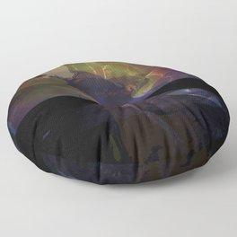 Pain Floor Pillow