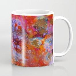 Red Nebula Coffee Mug