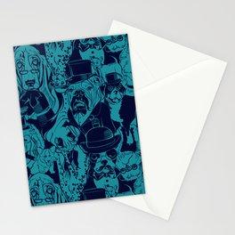 Dapper Dog_Teal Stationery Cards
