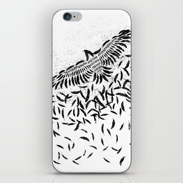 Of a feather iPhone Skin
