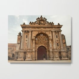 carthusian monastry. Spain Metal Print