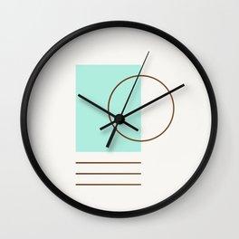Balm 04 // ABSTRACT GEOMETRY MINIMALIST ILLUSTRATION by Wall Clock