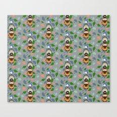 Totem-ro Canvas Print