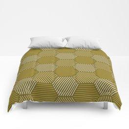 Op Art 78 Comforters