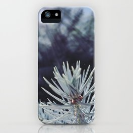 You Are The Bluest Of The Blue iPhone Case