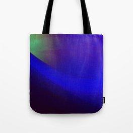 Indigo curve Tote Bag