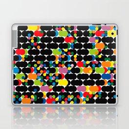 DOTS - polka 1 Laptop & iPad Skin