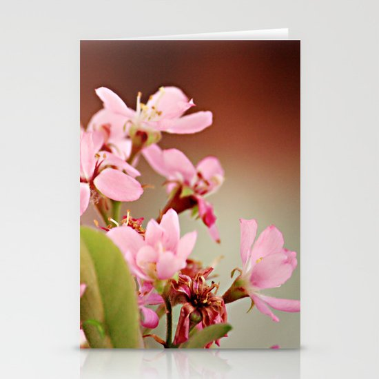 Perfectly Pink Stationery Cards