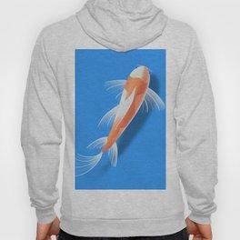 Koi Fish 3D Illustration  Hoody