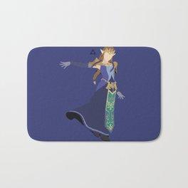 Princess Zelda(Smash)Blue Bath Mat