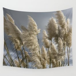 Pampas Grass Wall Tapestry
