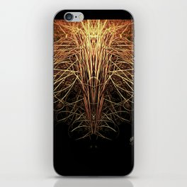 Essence of Gold iPhone Skin
