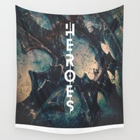 Heroes Wall Tapestry