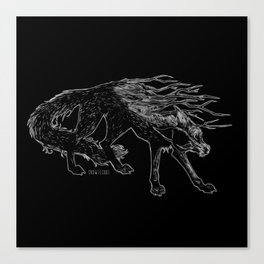 Sauvage Canvas Print