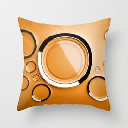 REMO Throw Pillow