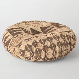 UrbanNesian Tokelauan Design Floor Pillow
