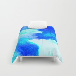 Blue Java Comforters