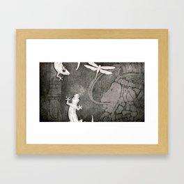 Lost City 2 Framed Art Print