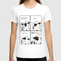 pun T-shirts featuring BoShama Pun by Greving Art