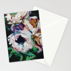 Blurred Vision Series - Ranunculus Bouqet No. 1 Stationery Cards