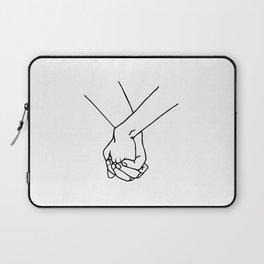 Me + u Laptop Sleeve