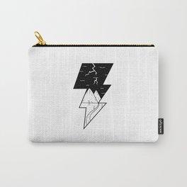 Lightning Bolt Carry-All Pouch