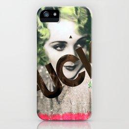 FUCK this  iPhone Case